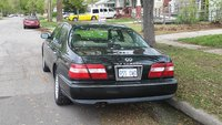 Picture of 1996 INFINITI Q45 4 Dr STD Sedan, exterior, gallery_worthy