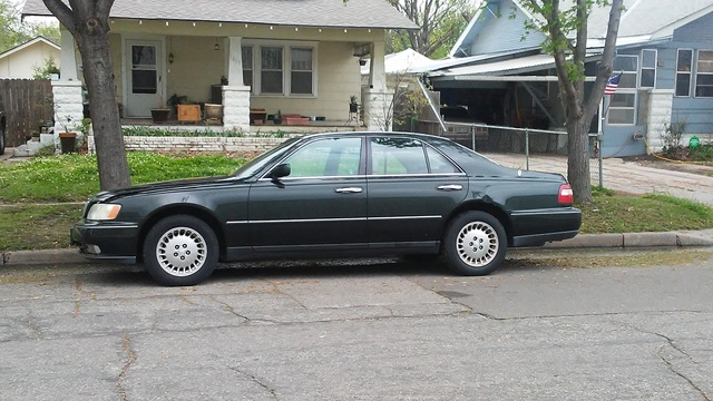 Picture of 1996 INFINITI Q45 4 Dr STD Sedan
