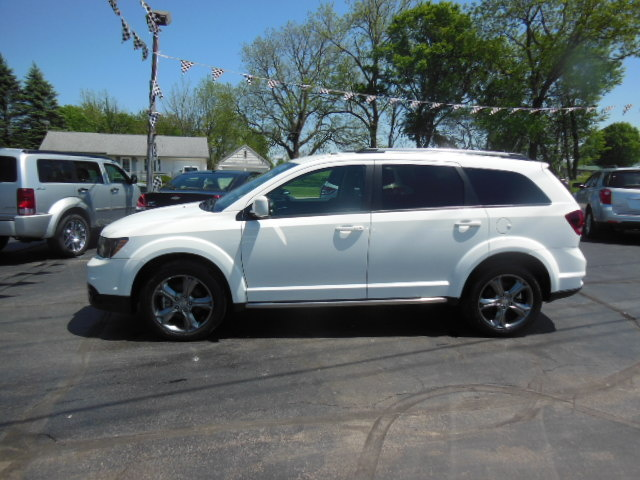 Picture of 2017 Dodge Journey Crossroad Plus