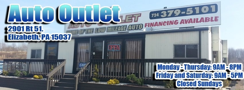 Auto Outlet Elizabeth Pa Read Consumer Reviews Browse