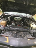 Picture of 1988 Pontiac Firebird Trans Am, engine
