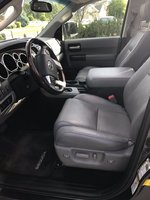 Picture of 2014 Toyota Sequoia Platinum 4WD, interior