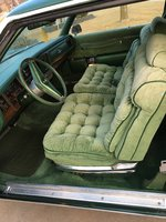 Chrysler New Yorker for Sale - Hemmings Motor News  |1983 Chrysler New Yorker Interior