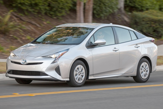 Picture of 2016 Toyota Prius Four, exterior, gallery_worthy