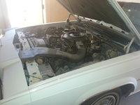 Picture of 1985 Mercury Grand Marquis, engine