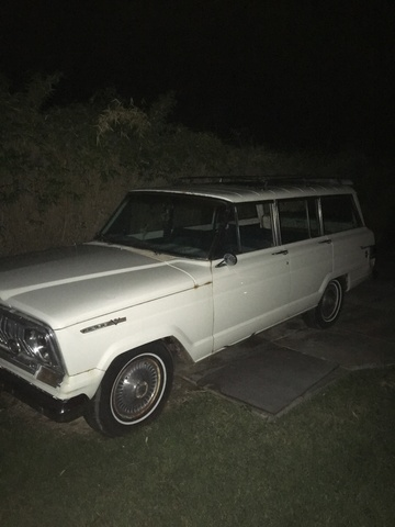 Picture of 1966 Jeep Wagoneer, exterior