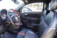 Picture of 2014 FIAT 500e Base, interior