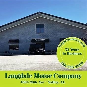 Langdale Motor pany Valley AL Read Consumer reviews