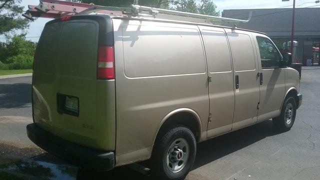 Picture of 2007 GMC Savana Cargo 2500