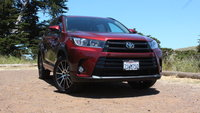 Picture of 2017 Toyota Highlander, exterior, manufacturer, gallery_worthy