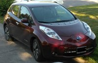 Picture of 2016 Nissan LEAF SL, exterior, gallery_worthy