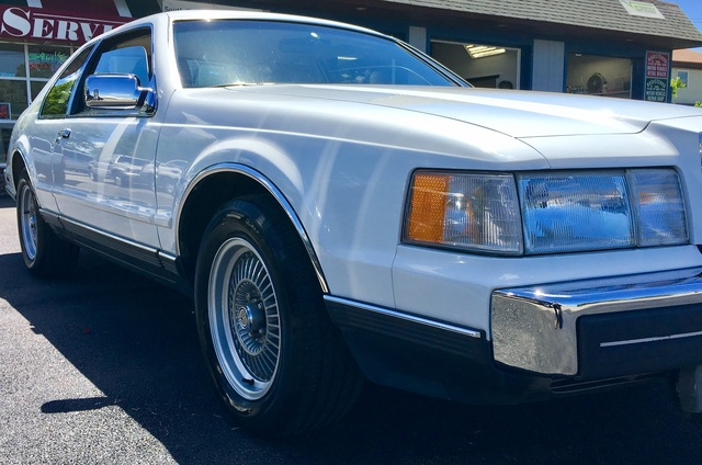 Picture of 1989 Lincoln Mark VII LSC, exterior, gallery_worthy