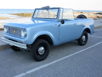 1965 International Harvester Scout Overview