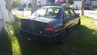 Picture of 1997 Mitsubishi Mirage DE, exterior, gallery_worthy