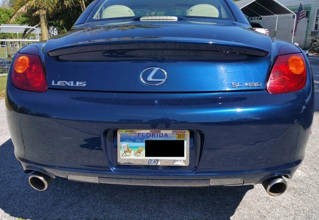 Picture of 2005 Lexus SC 430 Base