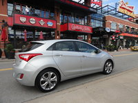 Picture of 2014 Hyundai Elantra GT Base, exterior