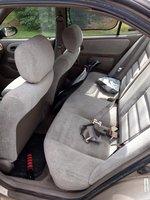 Picture of 1997 Geo Prizm 4 Dr LSi Sedan, interior