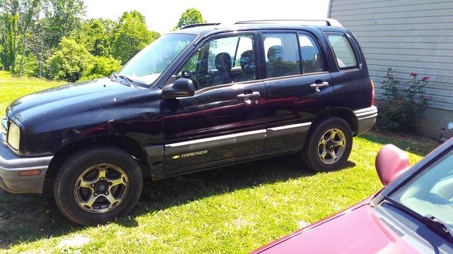 Chevrolet Tracker Base Wd Pic X
