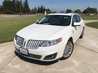 Picture of 2012 Lincoln MKS EcoBoost AWD, exterior
