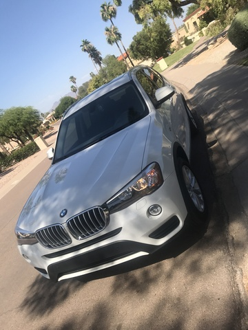 Picture of 2017 BMW X3 sDrive28i