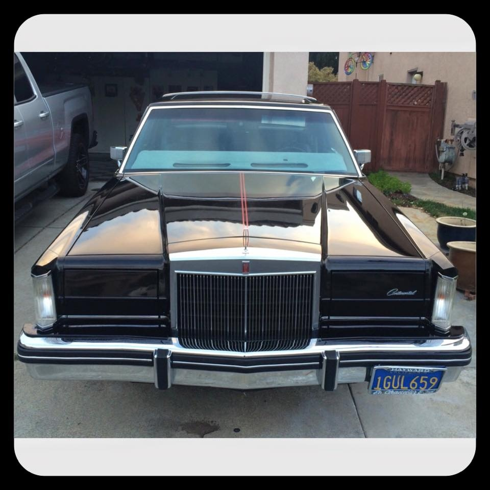 2001 Lincoln Continental For Sale: 1981 Lincoln Continental