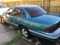 Picture of 1993 Ford Crown Victoria 4 Dr STD Sedan, exterior, gallery_worthy