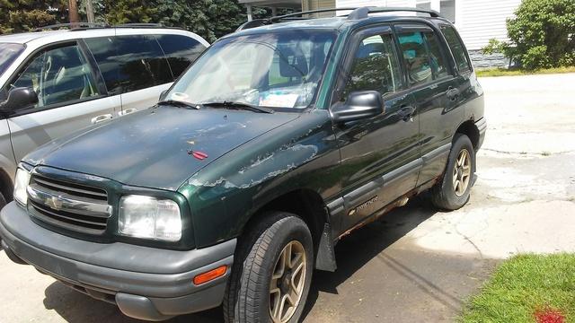 Chevrolet Tracker Zr Wd Pic X