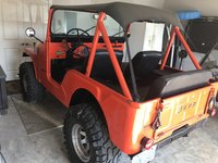 1973 Jeep CJ5 Picture Gallery