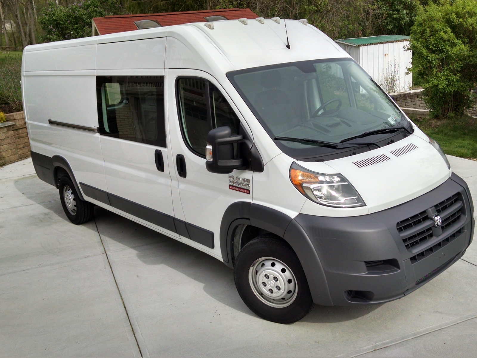 2014 ram promaster overview cargurus. Black Bedroom Furniture Sets. Home Design Ideas