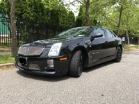 Picture of 2008 Cadillac STS-V Base, exterior, gallery_worthy