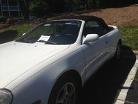 Picture of 1998 Toyota Celica GT Convertible, exterior