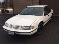 Picture of 1992 Chevrolet Lumina 4 Dr STD Sedan, exterior
