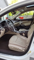 Picture of 2012 Buick Regal Base, interior
