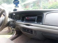 Picture of 2002 Ford Crown Victoria Police Interceptor, interior