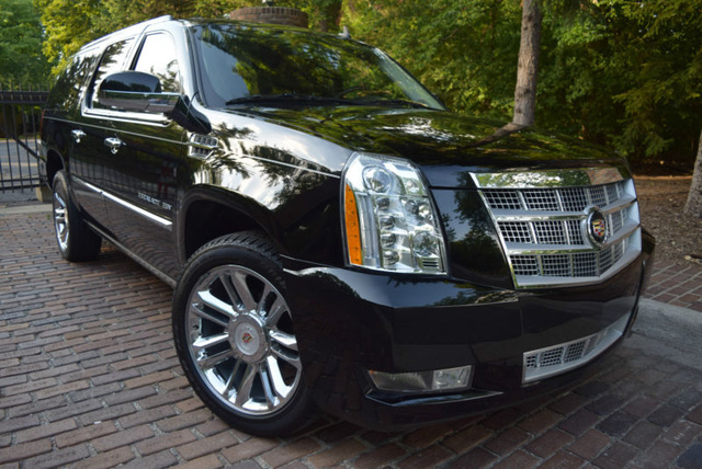 Picture of 2012 Cadillac Escalade RWD, exterior, gallery_worthy