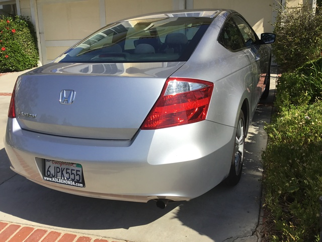 Picture of 2009 Honda Accord Coupe