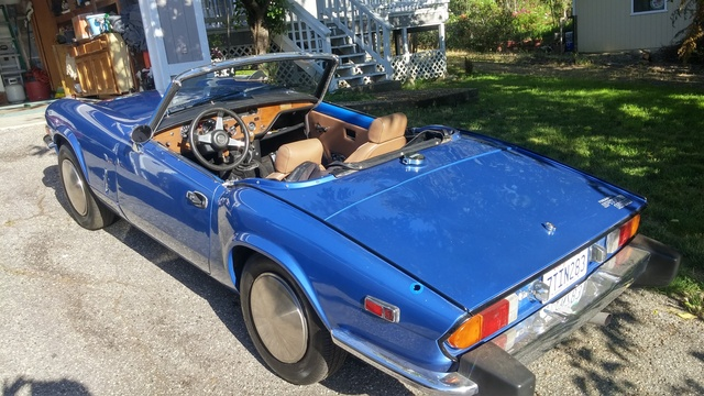 Picture of 1977 Triumph Spitfire
