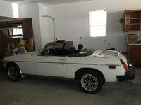 1978 MG MGB Roadster Picture Gallery