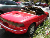 Picture of 1990 Buick Reatta 2 Dr STD Convertible, exterior