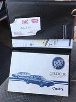 Picture of 1995 Buick Century Custom, interior