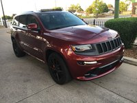 Picture of 2016 Jeep Grand Cherokee SRT 4WD, exterior, gallery_worthy