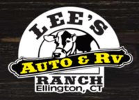 Lee's Auto and RV Ranch logo