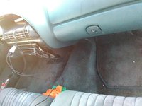 Picture of 1995 Pontiac Grand Prix 2 Dr SE Coupe, interior