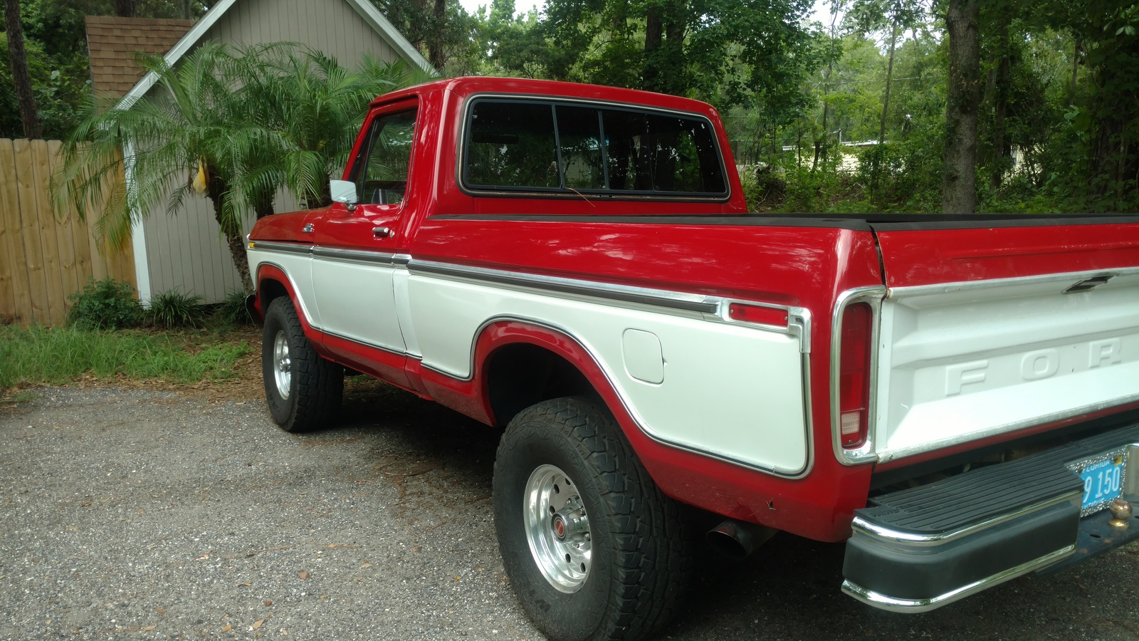 1978 Ford F-150 - Overview