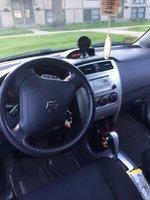 Picture of 2005 Suzuki Aerio 4 Dr SX Wagon, interior