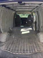 Picture of 2004 Chevrolet Express Cargo 3 Dr G2500 Cargo Van Extended, interior
