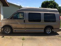 1998 GMC Savana Cargo Picture Gallery