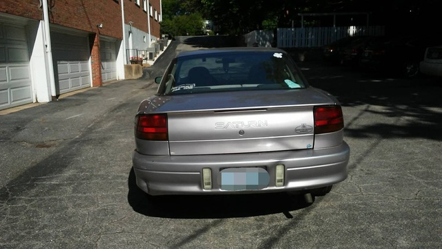 Picture of 1995 Saturn S-Series 2 Dr SC1 Coupe