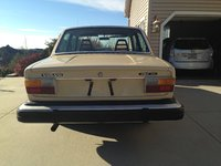1978 Volvo 240 Picture Gallery