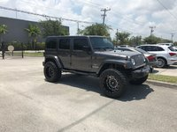 Picture of 2017 Jeep Wrangler Unlimited Sahara, exterior